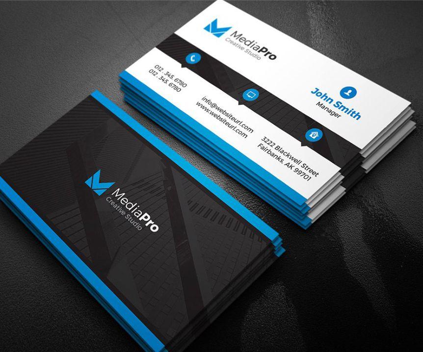 Gloss Business Cards Printing Johannesburg